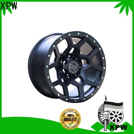 XPW durable suv wheels and tires design for vehicle