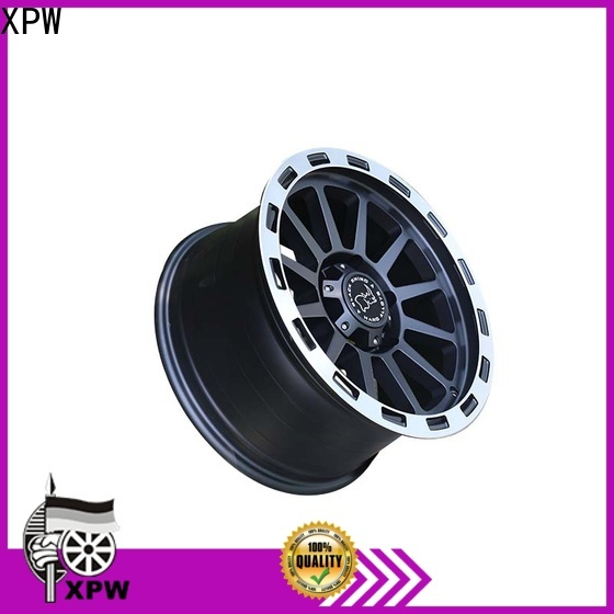 XPW effcient 16 suv rims wholesale for vehicle