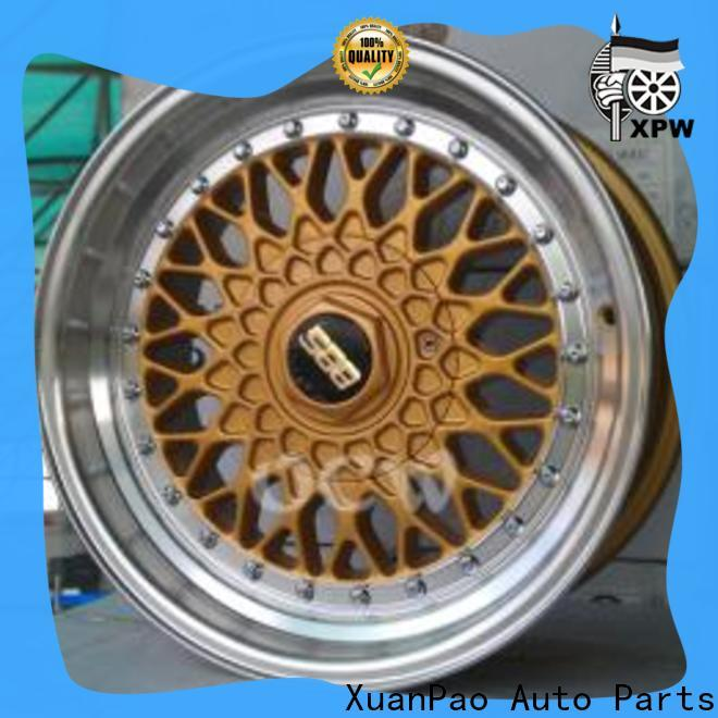 XPW cost-efficient custom wheel rims OEM for Toyota