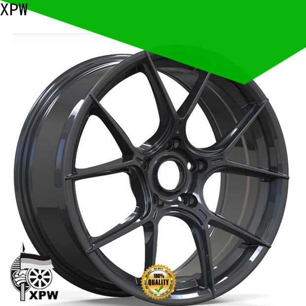 XPW silver ford 18 rims manufacturing for cars
