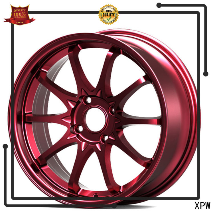 XPW high quality discount rims and tires series for vehicle