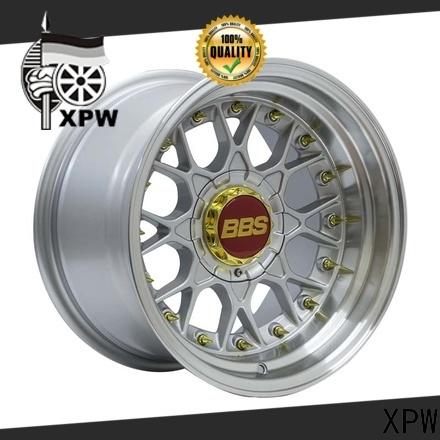 XPW power coating 15 inch wheels 5 lug design for Honda series