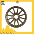hot selling 18 black truck rims silver manufacturing for Honda series