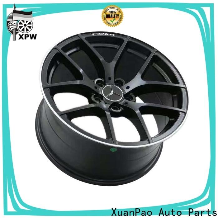 XPW cost-efficient mercedes alloy wheels supplier for Benz car series
