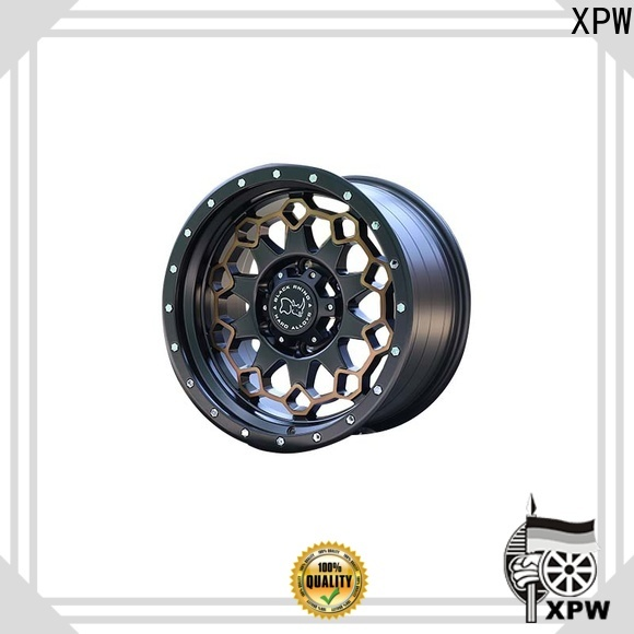 XPW aluminum truck and suv rims wholesale for vehicle