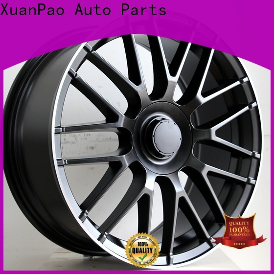 XPW 20 mercedes wheels supplier for turcks
