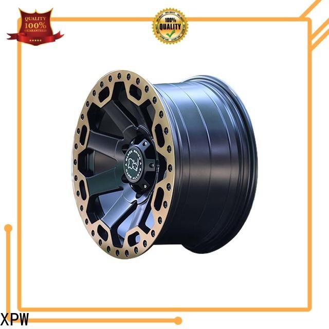 XPW aluminum 17 inch suv rims wholesale for vehicle