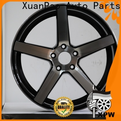 XPW aluminum wholesale rims and tires series for Toyota