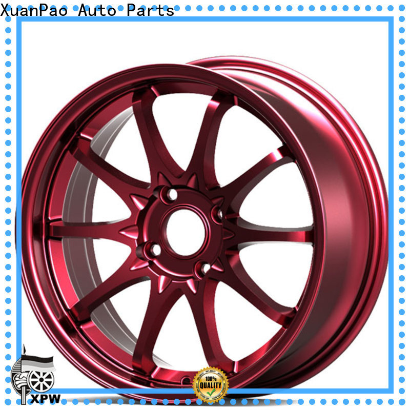 XPW reliable 18 inch gloss black rims manufacturing for Toyota