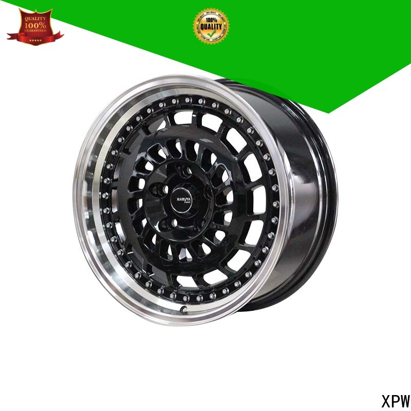 XPW alloy cheap rims 17 OEM for cars