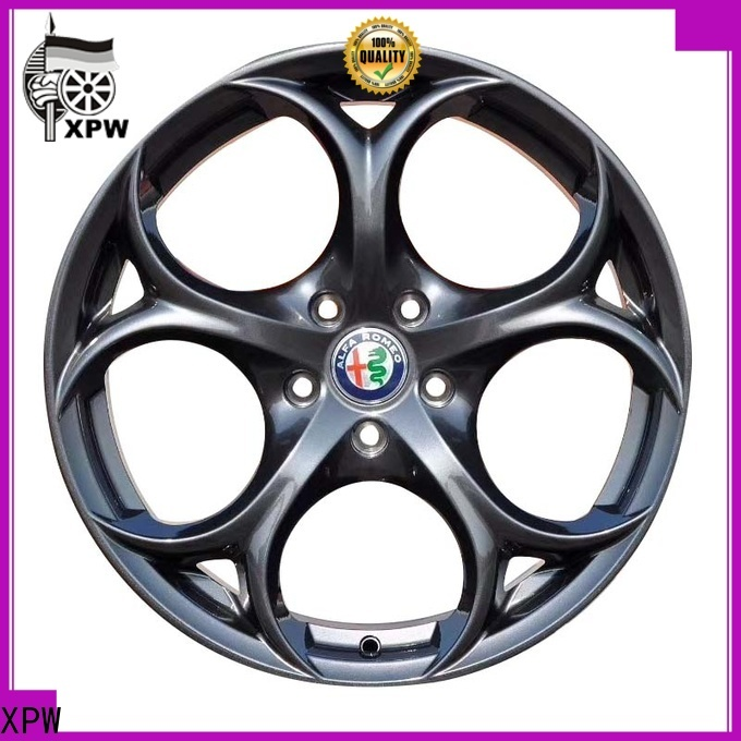 XPW aluminum 18 wheels and tires OEM for Toyota