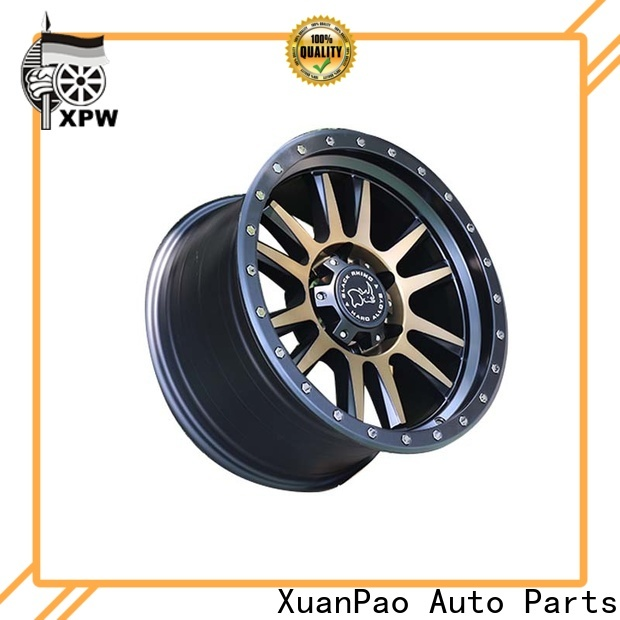 XPW auto suv wheel and tire packages manufacturing for cars