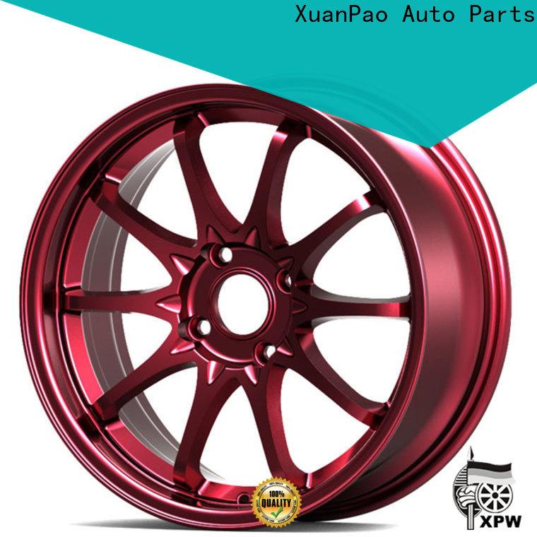 custom 17 inch alloy rims alloy series for cars