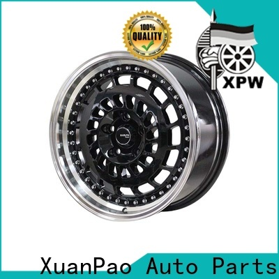 XPW alloy 17 inch custom rims series for cars