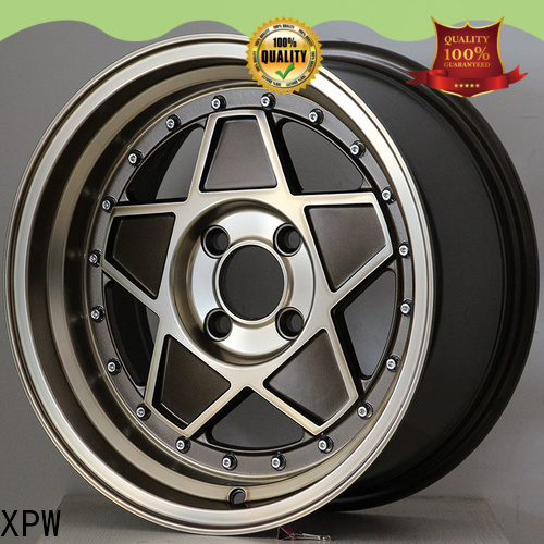 XPW white sport rims 15 inch design for cars