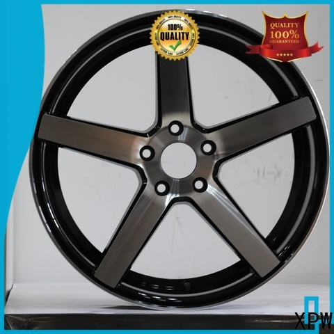 XPW New 17 inch 5 spoke rims factory for cars