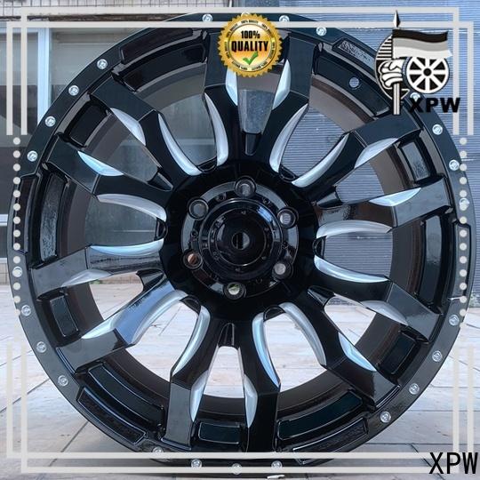 XPW 20 inch chrome wheels company for car