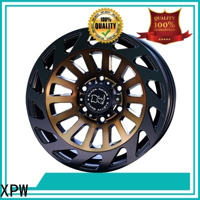 XPW effcient truck suv wheels design for SUV cars