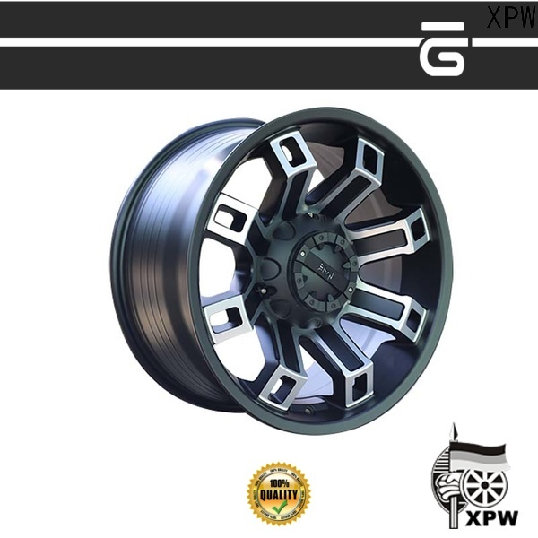 XPW high-quality truck suv wheels design for vehicle