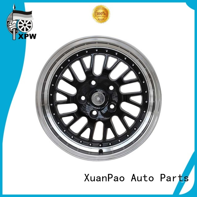 XPW good price 16x7 steel wheels wholesale for vehicle