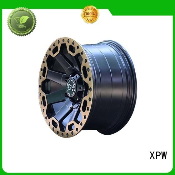 durable custom suv wheels aluminum design for SUV cars