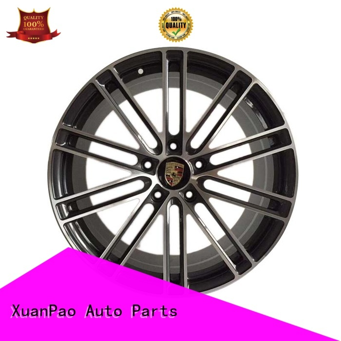 reliable porsche panamera rims black face manufacturing for cars