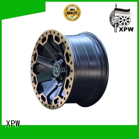 XPW exquisite 22 inch suv rims manufacturing for SUV cars