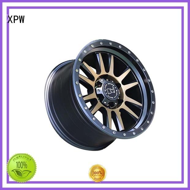 XPW aluminum 17 inch suv rims customized for vehicle