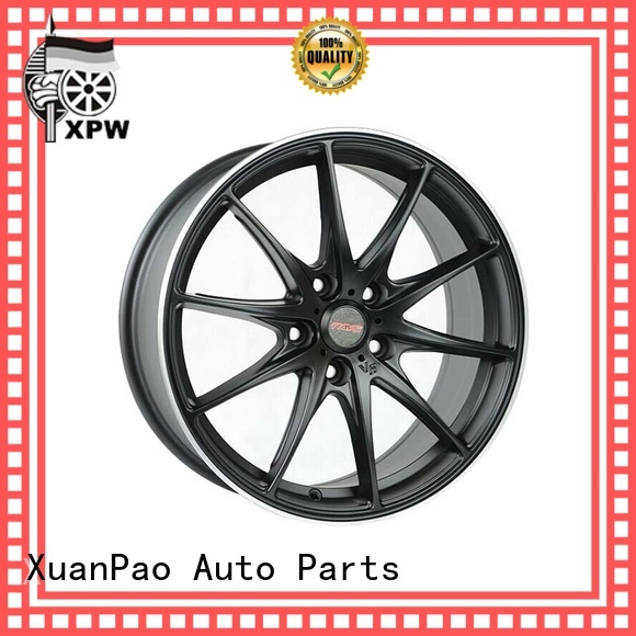 XPW durable audi 18 inch wheels OEM for vehicle