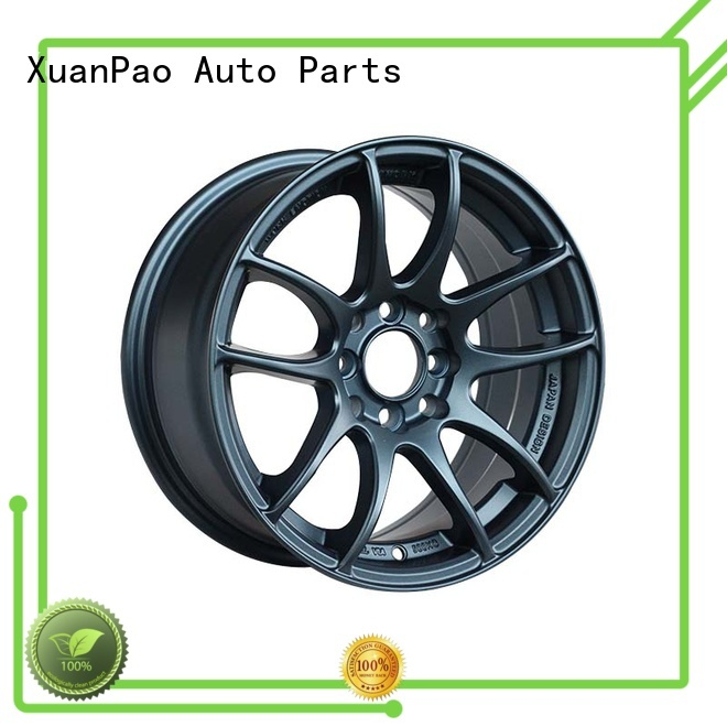 cost-efficient 18x8 steel wheels alloy manufacturing for Honda series