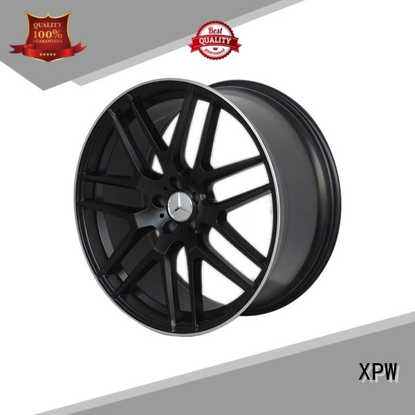 XPW low-pressure casting mercedes c300 rims supplier