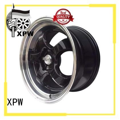 XPW professional 15 inch aluminum wheels wholesale for Honda series