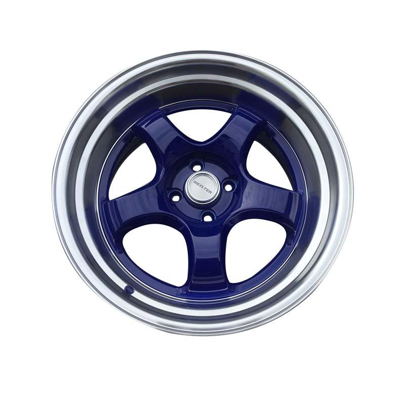 XPW aluminum 15 inch trailer rims design for Toyota-3