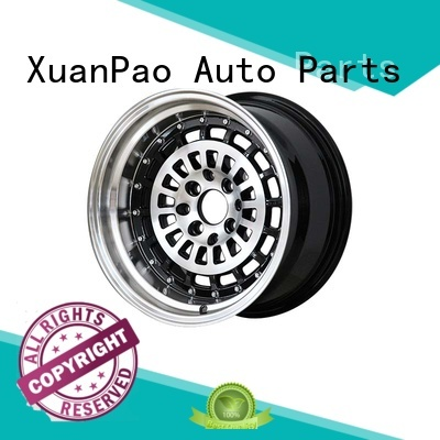 XPW high quality 15 inch truck wheels manufacturing for Honda series