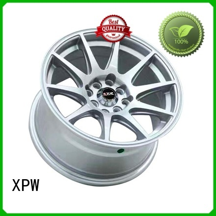 XPW black 15 inch truck wheels design for Honda series