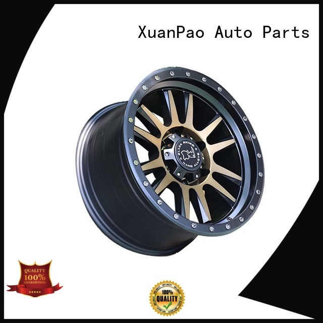 XPW durable custom suv wheels wholesale for cars