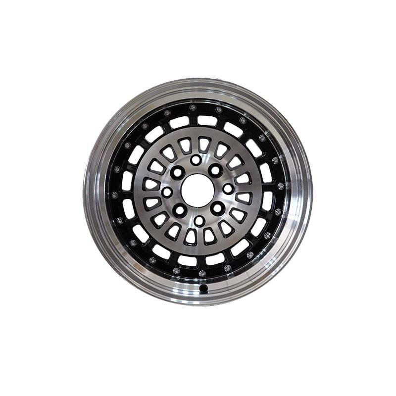 fashion 15 inch aluminum wheels white customized for Honda series-2