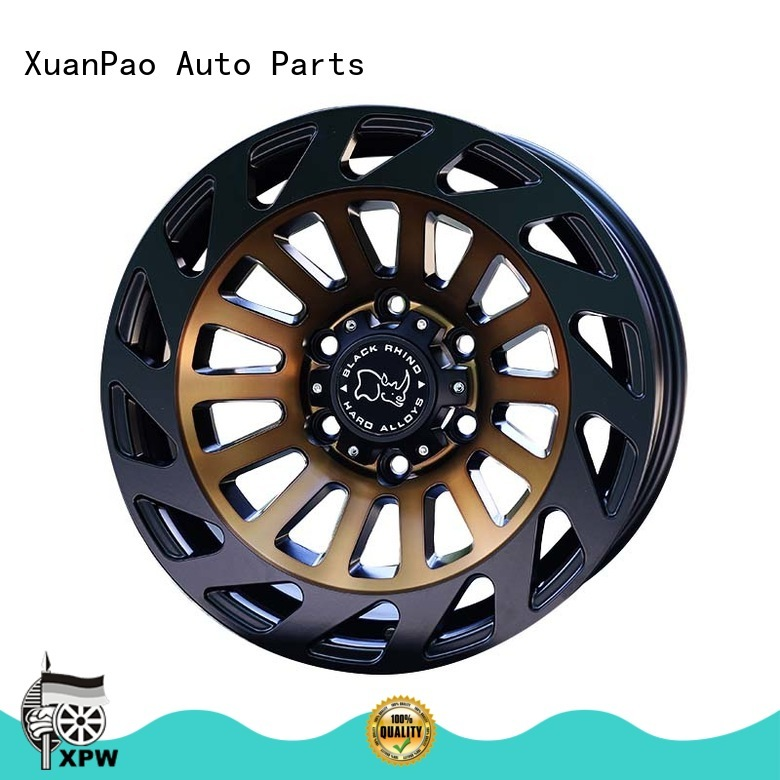 XPW auto best rims for suv design for vehicle