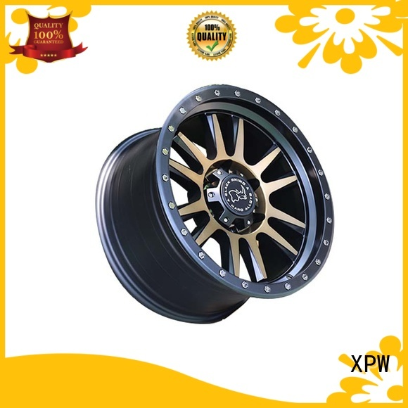 durable suv wheel and tire packages aluminum design for vehicle