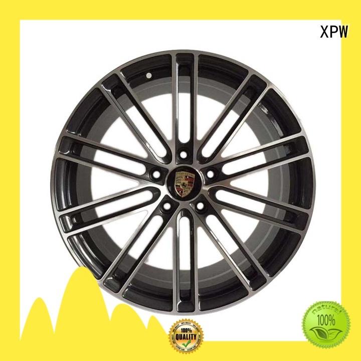 novel design porsche alloy rims customized for Benz car series