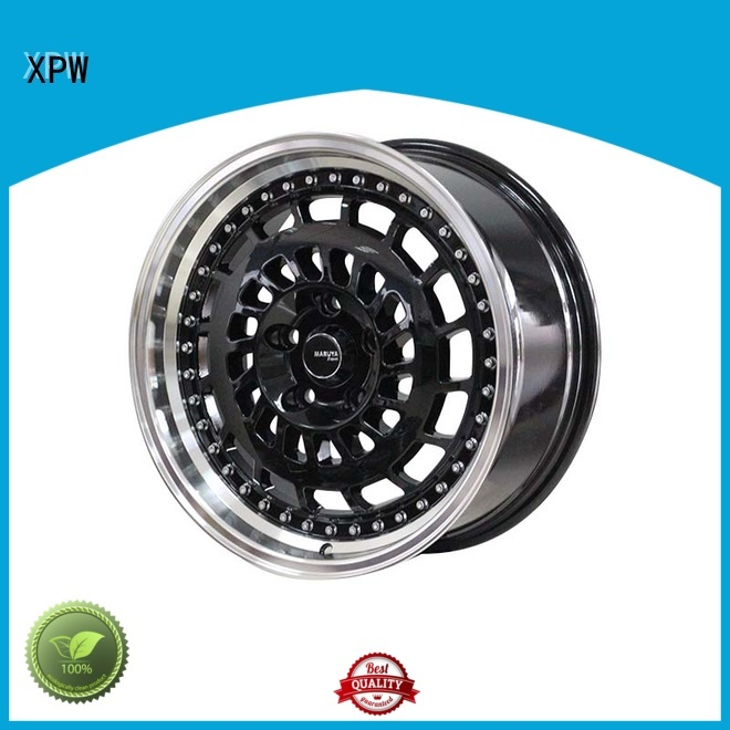 XPW factory supply 17 inch wheels wholesale for cars