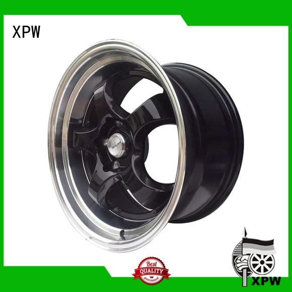 XPW professional 15 steel wheels customized for Honda series