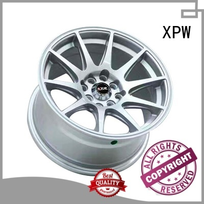 15 inch chrome wheels power coating for Honda series XPW