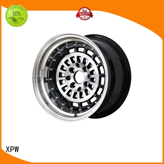 XPW professional 15 inch chrome wheels aluminum for cars