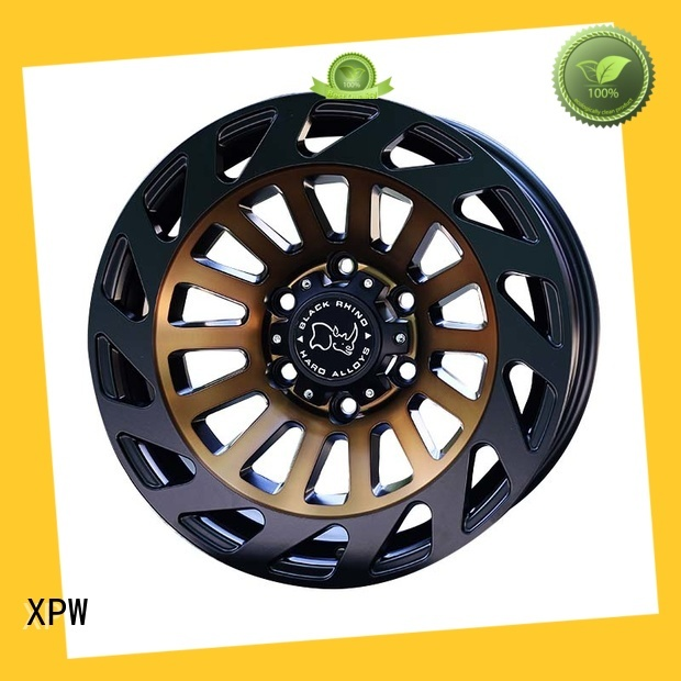 mb suv wheels aluminum for SUV cars XPW
