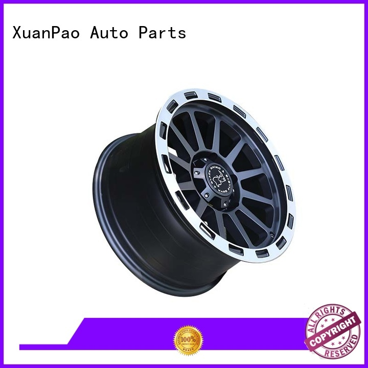 XPW professional suv rims and tires wholesale for SUV cars