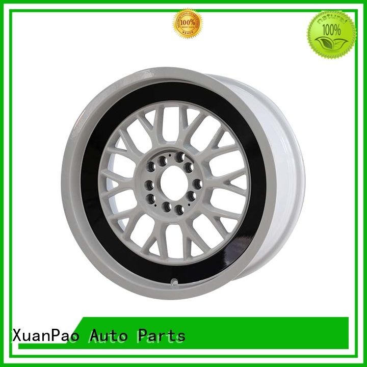 XPW long lasting 15 inch jeep rims design for vehicle