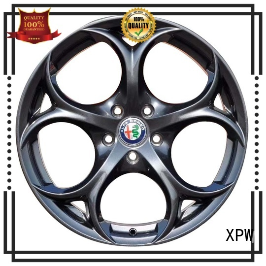 XPW wide sides 18x8 steel wheels supplier for Honda series