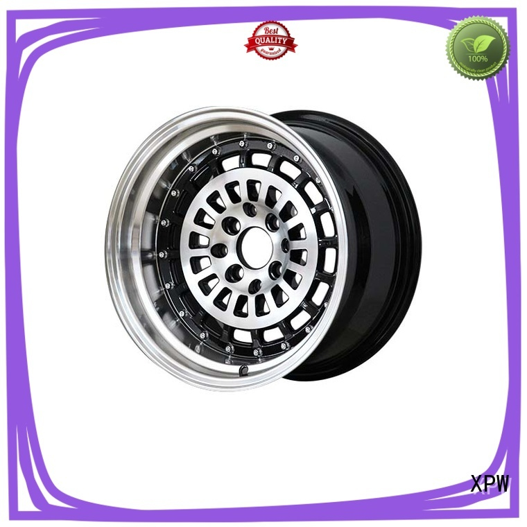 fashion 15 inch aluminum wheels white customized for Honda series
