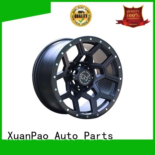 XPW professional black suv wheels manufacturing for cars